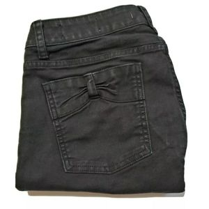 GAP   Limited Edition Bow Pocket Straight Jeans